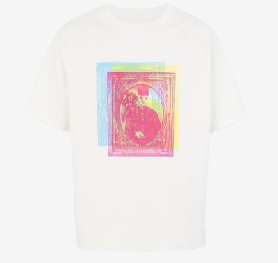 Maison Margiela スタンプ スウェットTシャツ