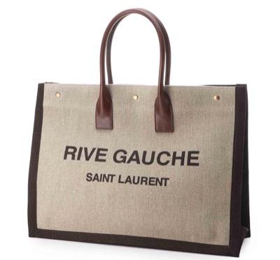 """SAINT LAURENT """"RIVE GAUCHE"""