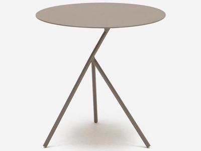 LUNA サイドテーブル BROWN