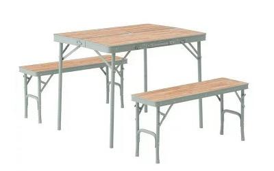 LOGOS(ロゴス) ベンチテーブルセット