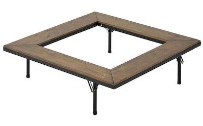 LOGOS(ロゴス) アイアンウッド囲炉裏テーブル