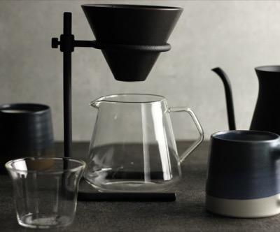 KINTO(キントー) SLOW COFFEE STYLE ブリュワースタンドセット