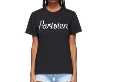 MAISON KITSUNÉ Parisien Classic Tシャツ