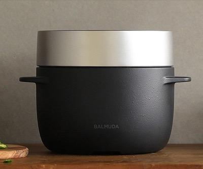 BALMUDA(バルミューダ) The Gohan 炊飯器