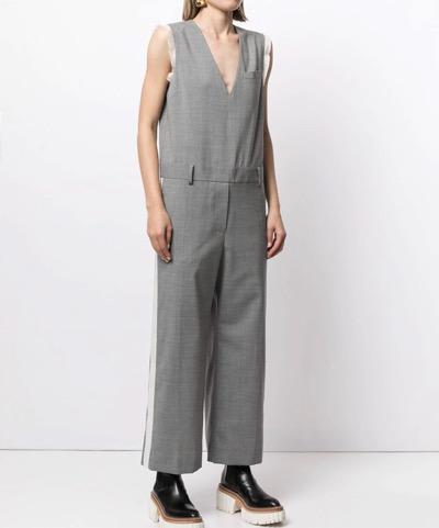 Sacai(サカイ) テーラード ジャンプスーツ