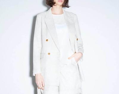 IJIIT & Co. 2021年春夏コレクションジャケット