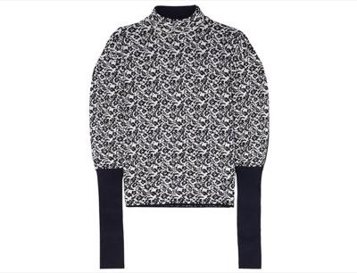 Chloé(クロエ) シルクフローラルジャカード セーター