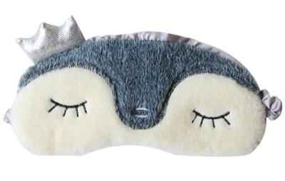 IvyOnly アイマスク アイカバー ペンギン 安眠 快眠遮光