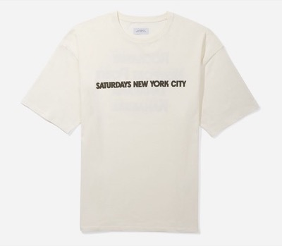 Saturdays NYC Surf Spot Relaxed SS Tee