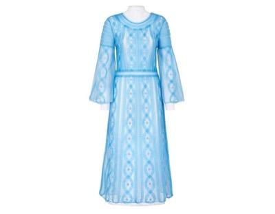 FENDI  オープンニット ドレス