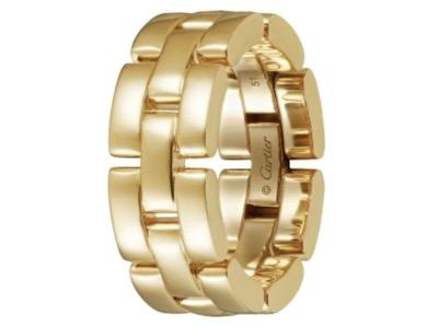 Cartier マイヨン パンテール リング