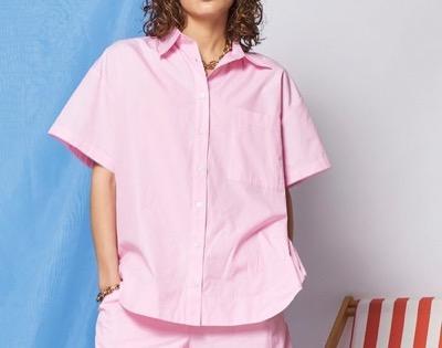 MAISON SPECIAL ボックスオーバーシャツ