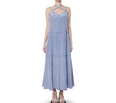 LE CIEL BLEU Maxi Cami Dress