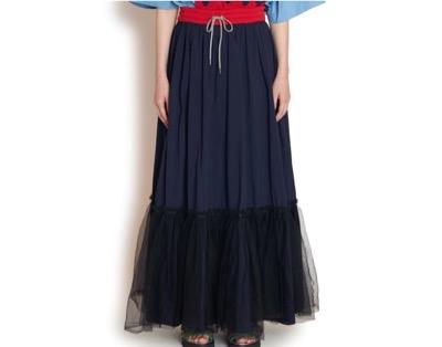 kolor 21SCL-S02103-Cスカート