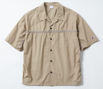Champion ショートスリーブシャツ 21SS 直営限定コレクション
