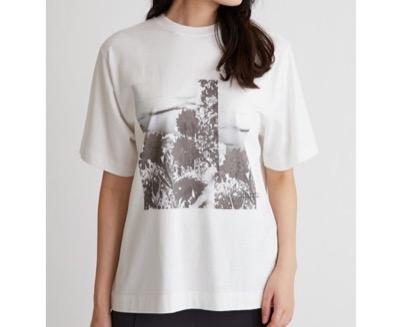 Mila Owen グラフィックプリントTシャツ