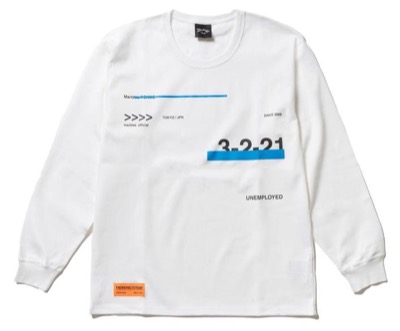 marbles HQ Unemployed L/SL TEE