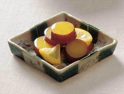 たち吉 市松 小皿和食器 京都