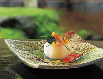 たち吉 松禄角皿和食器 京都