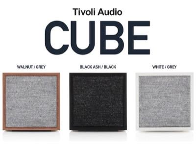 Tivoli Audio アートキューブ コンパクト
