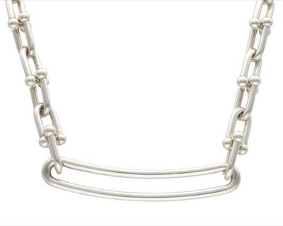 Tiffany & Co. ティファニー ハードウェア リンク ネックレス