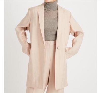 styling/ バックサテンジャケット