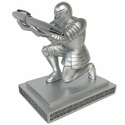 騎士型 ペンホルダー ペン立て