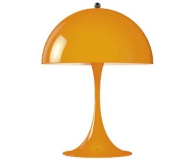 Louis Poulsen(ルイスポールセン) パンテラ ミニ テーブル照明(オレンジー・イエロー)