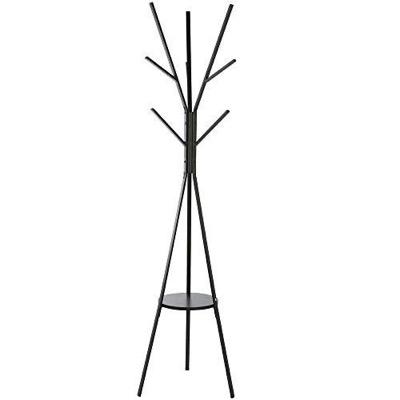 Homple コートハンガー ポールハンガー スリム 樹木型