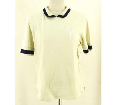 MAISON ポロシャツ ロゴ刺繍
