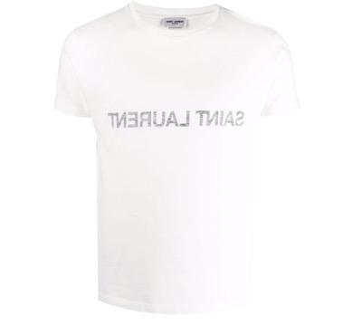 SAINT LAURENT ロゴ Tシャツ