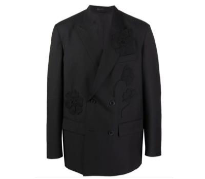 Valentino フローラルディテール ジャケット