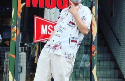 MSSD アロハシャツ
