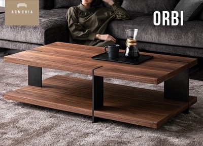 ORBI センターテーブル ローテーブル リビングテーブル