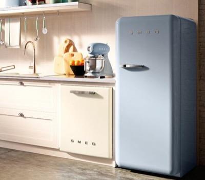 SMEG(スメッグ) 冷蔵庫