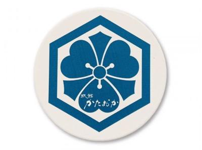 【劇中登場】プロミス・シンデレラ/旅館かたおか 珪藻土コースター
