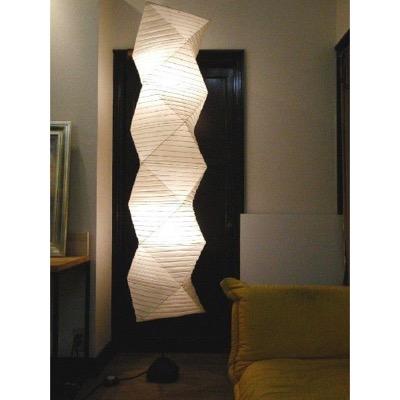 イサム・ノグチ AKARI和紙照明ロングスタンドタイプ