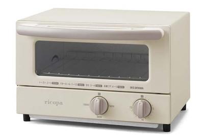 IRIS OHYAMA(アイリスオーヤマ) ricopaオーブントースター