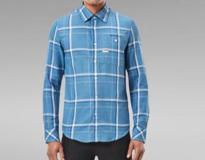 G-Star RAW Bristum 1 Pocket Slim Shirt