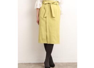 ROPE' PICNIC ベロアタッチアイラインスカート