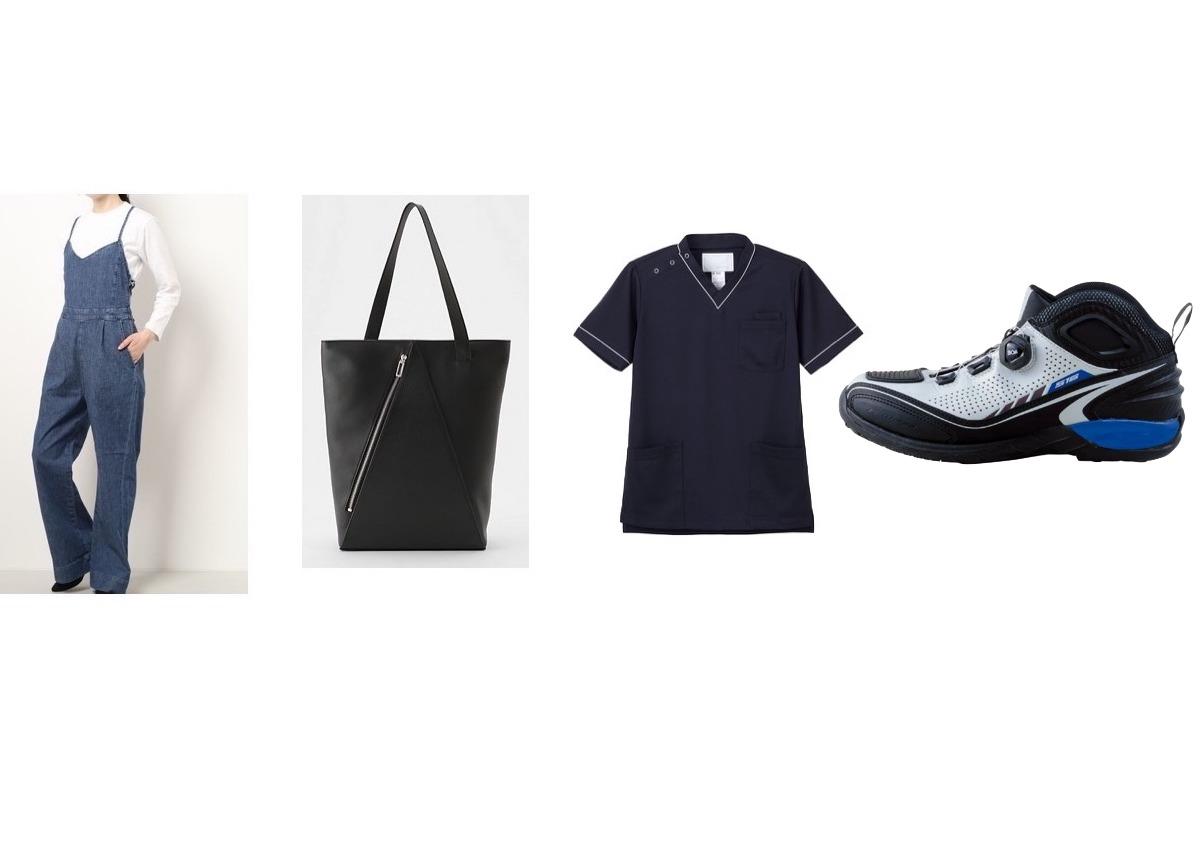 【TOKYO MER】中条あやみのドラマ衣装シーン別まとめ! トウキョウ エムイーアールのファッションブランドを調査♪
