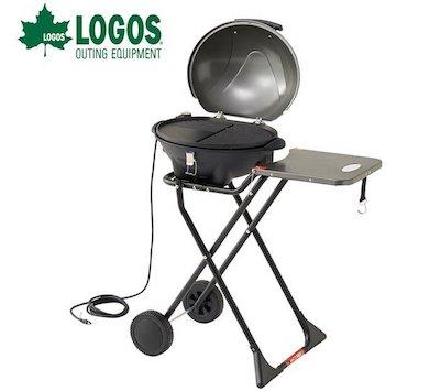 LOGOS(ロゴス) BBQエレグリル 電気式バーベキューグリル