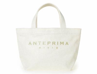 ANTEPRIMA ミスト ロゴ*T スモール シャンパンゴールド