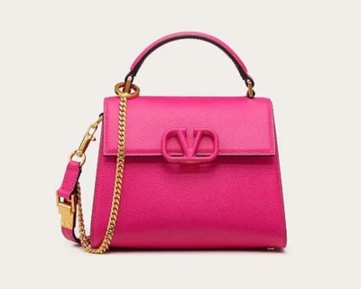 VALENTINO(ヴァレンティノ)Vスリング ミニ ハンドバッグ