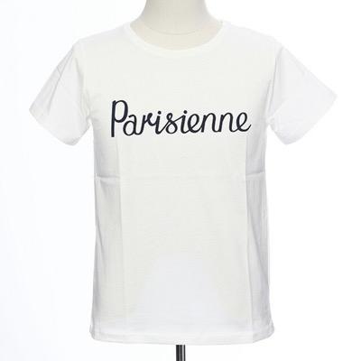 MAISON KITSUNE TEE-SHIRT PARISIENNE