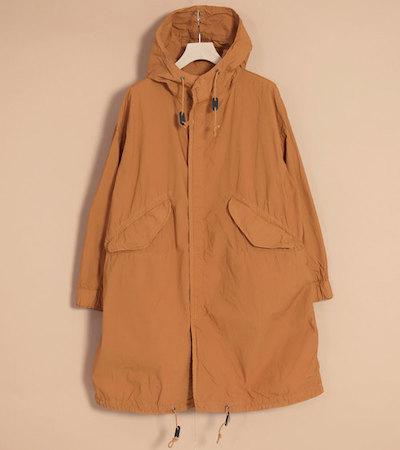 OMNIGOD(オムニゴッド)高密度ブロードオーバーモッズコート