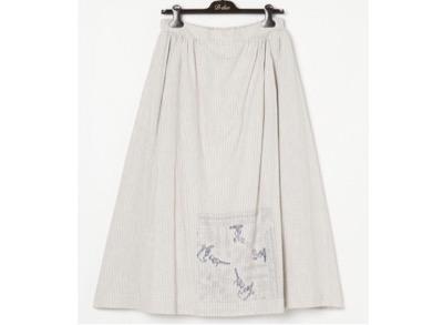 D-due スカート