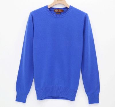 gim 10G カシミヤクルーネックセーター