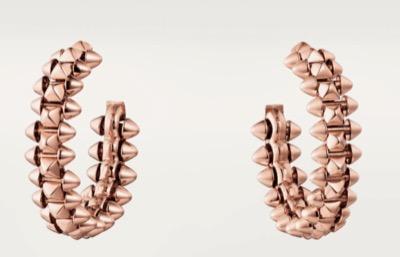 Cartier CLASH DE CARTIER EARRINGS SMALL MODEL