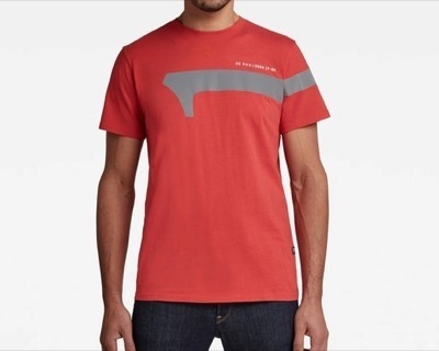 G-STAR RAW 1 Reflective Graphic T-Shirt